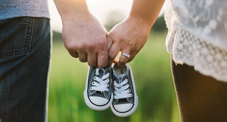<!--04--> STERILITA' ci piacerebbe diventare genitori