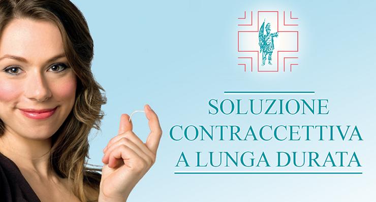 <!--03--> Soluzione contraccettiva a lunga durata