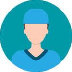 operatore socio sanitario, icona lavora con noi